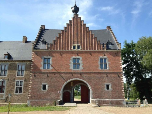 Gatehouse at Herkenrode