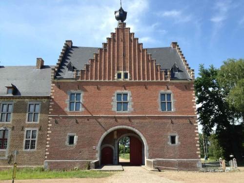 Gatehouse at Herkenrode
