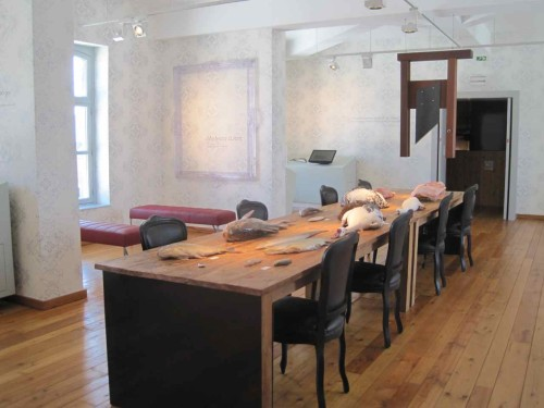 Visitor's Center at Herkenrode