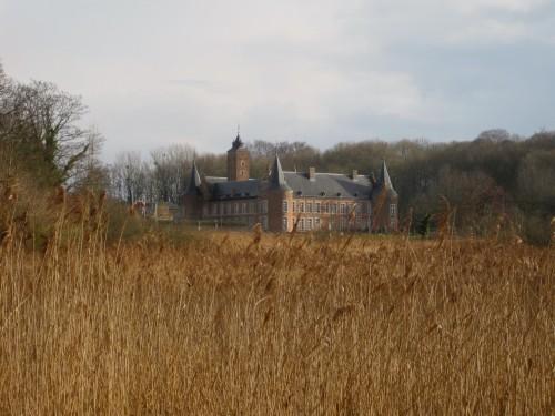 View of Alden-Biesen