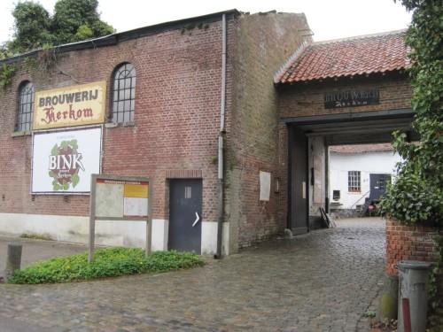 Kerkom Brewery