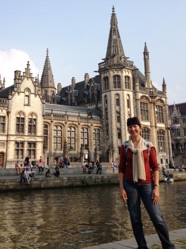 Diana in Ghent