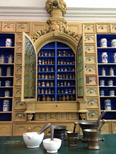 Old Pharmacy in Maaseik