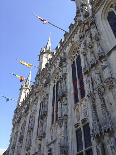 Bruges Stadhuis
