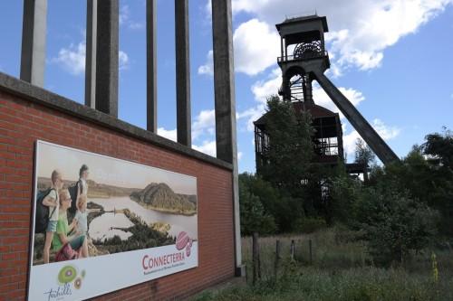 coal mine head frame